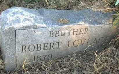 LOVELACE, ROBERT - Poinsett County, Arkansas | ROBERT LOVELACE - Arkansas Gravestone Photos