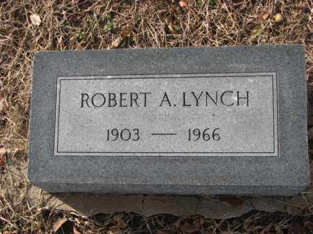 LYNCH, ROBERT A. - Poinsett County, Arkansas | ROBERT A. LYNCH - Arkansas Gravestone Photos