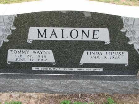 MALONE, TOMMY WAYNE - Poinsett County, Arkansas | TOMMY WAYNE MALONE - Arkansas Gravestone Photos