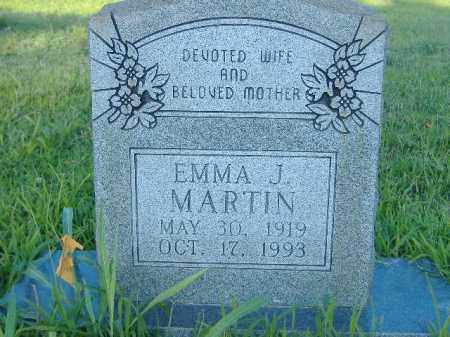 MARTIN, EMMA J - Poinsett County, Arkansas | EMMA J MARTIN - Arkansas Gravestone Photos