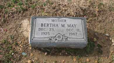 MAY, BERTHA M - Poinsett County, Arkansas | BERTHA M MAY - Arkansas Gravestone Photos