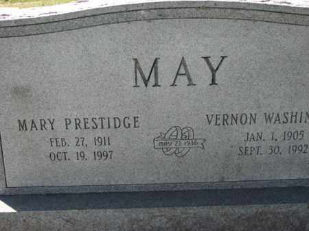 PRESTIDGE MAY, MARY - Poinsett County, Arkansas | MARY PRESTIDGE MAY - Arkansas Gravestone Photos