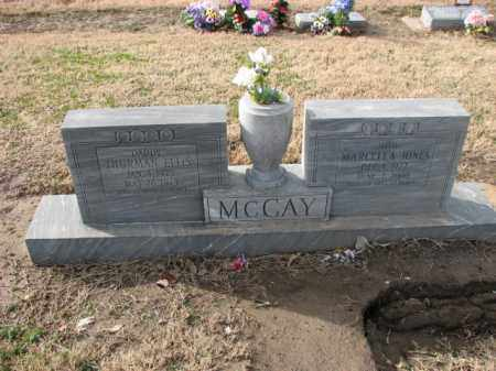 JONES MCCAY, MARCELLA - Poinsett County, Arkansas | MARCELLA JONES MCCAY - Arkansas Gravestone Photos