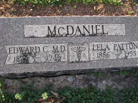 MCDANIEL, EDWARD C. - Poinsett County, Arkansas | EDWARD C. MCDANIEL - Arkansas Gravestone Photos