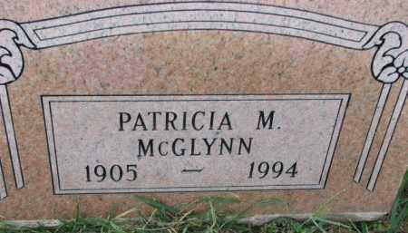 MCGLYNN, PATRICIA M. - Poinsett County, Arkansas | PATRICIA M. MCGLYNN - Arkansas Gravestone Photos
