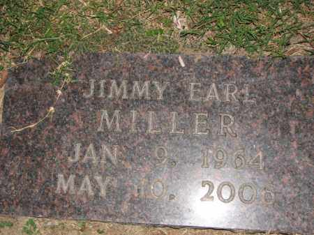 MILLER, JIMMY EARL - Poinsett County, Arkansas | JIMMY EARL MILLER - Arkansas Gravestone Photos