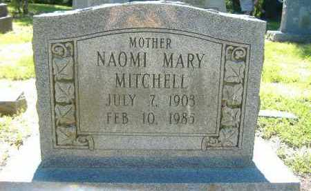 MITCHELL, NAOMI MARY - Poinsett County, Arkansas | NAOMI MARY MITCHELL - Arkansas Gravestone Photos