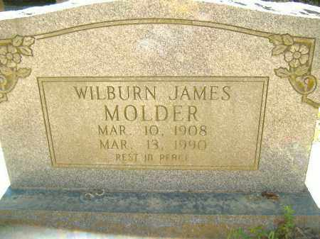 MOLDER, WILBURN JAMES - Poinsett County, Arkansas | WILBURN JAMES MOLDER - Arkansas Gravestone Photos