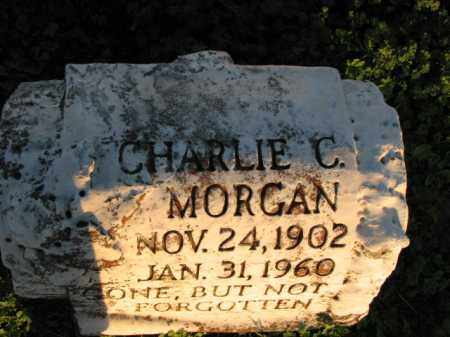 MORGAN, CHARLIE C. - Poinsett County, Arkansas | CHARLIE C. MORGAN - Arkansas Gravestone Photos