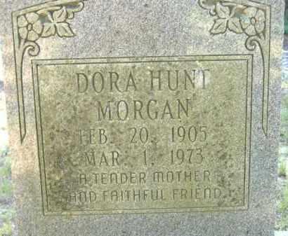 MORGAN, DORA - Poinsett County, Arkansas | DORA MORGAN - Arkansas Gravestone Photos