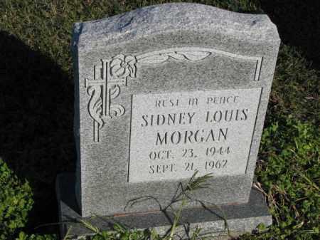 MORGAN, SIDNEY LOUIS - Poinsett County, Arkansas | SIDNEY LOUIS MORGAN - Arkansas Gravestone Photos