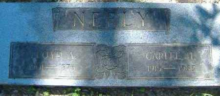 NEELY, CARLEE H. - Poinsett County, Arkansas | CARLEE H. NEELY - Arkansas Gravestone Photos
