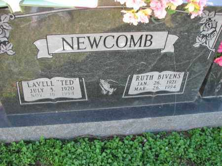"NEWCOMB, LAVELL ""TED"" - Poinsett County, Arkansas 