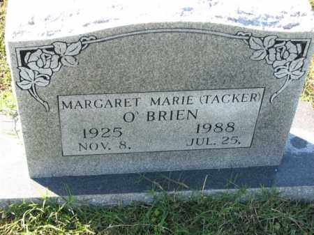 O'BRIEN, MARGARET MARIE - Poinsett County, Arkansas | MARGARET MARIE O'BRIEN - Arkansas Gravestone Photos