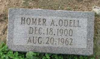 ODELL, HOMER A. - Poinsett County, Arkansas | HOMER A. ODELL - Arkansas Gravestone Photos