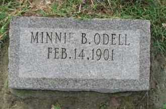 ODELL, MINNIE - Poinsett County, Arkansas | MINNIE ODELL - Arkansas Gravestone Photos