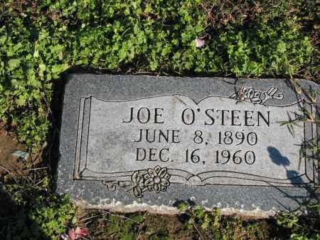 O'STEEN, JOE - Poinsett County, Arkansas | JOE O'STEEN - Arkansas Gravestone Photos