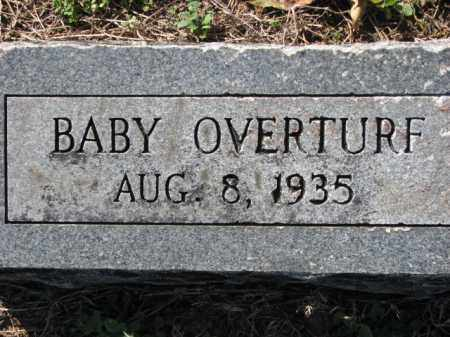 OVERTURF, BABY - Poinsett County, Arkansas | BABY OVERTURF - Arkansas Gravestone Photos