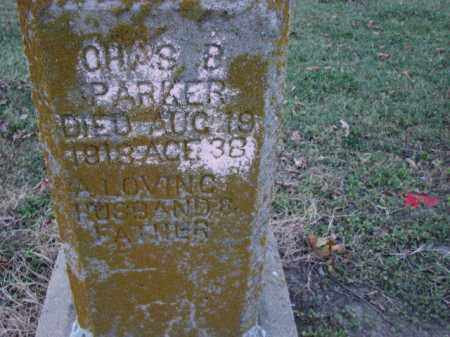 PARKER, CHAS B. - Poinsett County, Arkansas | CHAS B. PARKER - Arkansas Gravestone Photos