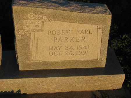 PARKER, ROBERT EARL - Poinsett County, Arkansas | ROBERT EARL PARKER - Arkansas Gravestone Photos