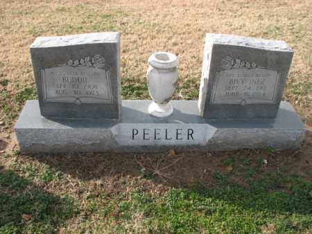 PEELER, BUDDIE - Poinsett County, Arkansas | BUDDIE PEELER - Arkansas Gravestone Photos