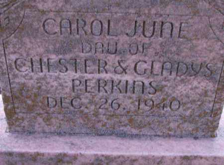 PERKINS, CAROL JUNE - Poinsett County, Arkansas | CAROL JUNE PERKINS - Arkansas Gravestone Photos