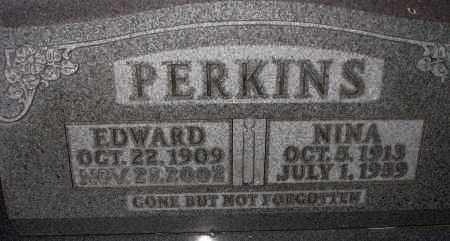 PERKINS, EDWARD - Poinsett County, Arkansas | EDWARD PERKINS - Arkansas Gravestone Photos