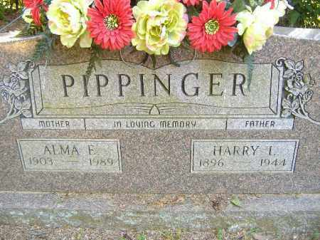 PIPPINGER, ALMA E. - Poinsett County, Arkansas | ALMA E. PIPPINGER - Arkansas Gravestone Photos