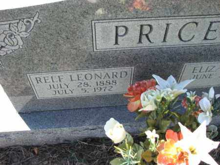PRICE, RELF LEONARD - Poinsett County, Arkansas | RELF LEONARD PRICE - Arkansas Gravestone Photos