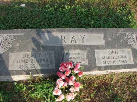 RAY, DEWEY - Poinsett County, Arkansas | DEWEY RAY - Arkansas Gravestone Photos