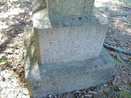 REAVES, JOSEPH D. - Poinsett County, Arkansas | JOSEPH D. REAVES - Arkansas Gravestone Photos