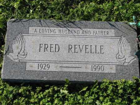 REVELLE, FRED - Poinsett County, Arkansas | FRED REVELLE - Arkansas Gravestone Photos
