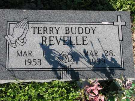 REVELLE, TERRY BUDDY - Poinsett County, Arkansas | TERRY BUDDY REVELLE - Arkansas Gravestone Photos