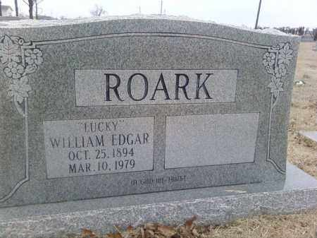 ROARK, WILLIAM EDGAR