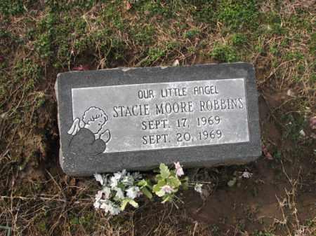 ROBBINS, STACIE MOORE - Poinsett County, Arkansas | STACIE MOORE ROBBINS - Arkansas Gravestone Photos