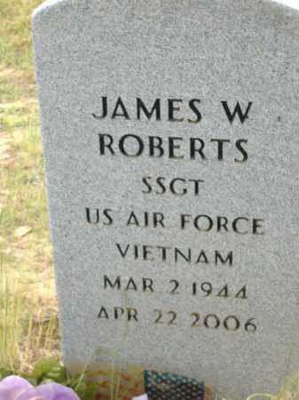 ROBERTS  (VETERAN VIET), JAMES W - Poinsett County, Arkansas | JAMES W ROBERTS  (VETERAN VIET) - Arkansas Gravestone Photos