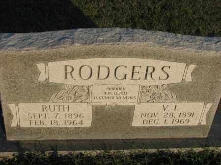 RODGERS, RUTH - Poinsett County, Arkansas | RUTH RODGERS - Arkansas Gravestone Photos