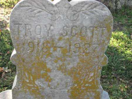 SCOTT, TROY - Poinsett County, Arkansas | TROY SCOTT - Arkansas Gravestone Photos