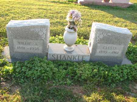 SHANKLE, CLESTA - Poinsett County, Arkansas | CLESTA SHANKLE - Arkansas Gravestone Photos
