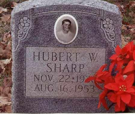 SHARP, HUBERT WILLIAM - Poinsett County, Arkansas | HUBERT WILLIAM SHARP - Arkansas Gravestone Photos