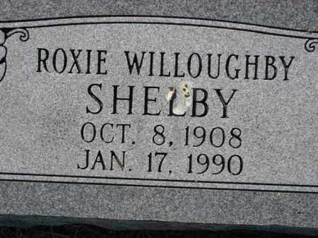 SHELBY, ROXIE - Poinsett County, Arkansas | ROXIE SHELBY - Arkansas Gravestone Photos