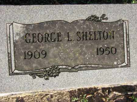 SHELTON, GEORGE L. - Poinsett County, Arkansas | GEORGE L. SHELTON - Arkansas Gravestone Photos