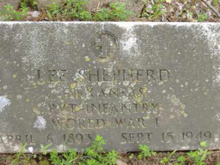 SHEPHERD  (VETERAN WWI), LEE - Poinsett County, Arkansas | LEE SHEPHERD  (VETERAN WWI) - Arkansas Gravestone Photos