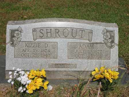 SHROUT, ADAM - Poinsett County, Arkansas | ADAM SHROUT - Arkansas Gravestone Photos