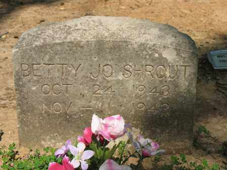 SHROUT, BETTY JO - Poinsett County, Arkansas | BETTY JO SHROUT - Arkansas Gravestone Photos
