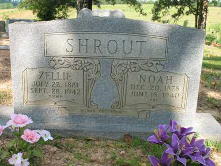 SHROUT, ZELLIE - Poinsett County, Arkansas | ZELLIE SHROUT - Arkansas Gravestone Photos