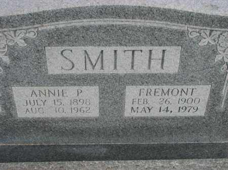 SMITH, FREMONT - Poinsett County, Arkansas | FREMONT SMITH - Arkansas Gravestone Photos
