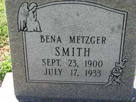 METZGER SMITH, BENA - Poinsett County, Arkansas | BENA METZGER SMITH - Arkansas Gravestone Photos