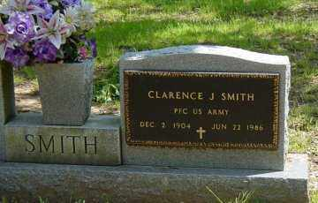 SMITH, CLARENCE JACK - Poinsett County, Arkansas | CLARENCE JACK SMITH - Arkansas Gravestone Photos