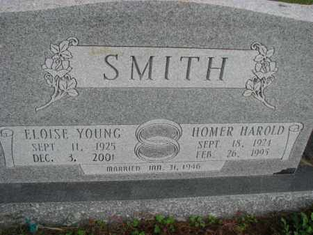 YOUNG SMITH, ELOISE - Poinsett County, Arkansas | ELOISE YOUNG SMITH - Arkansas Gravestone Photos